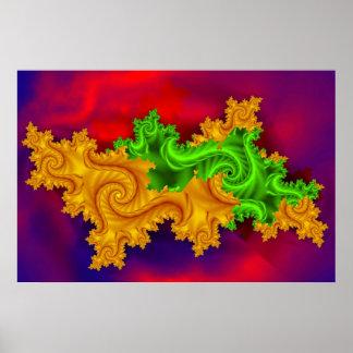 Theoretical Inlay Print