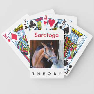 Theory Bicycle Playing Cards