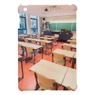 Theory classroom in high school iPad mini cover