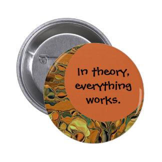 theory joke pin