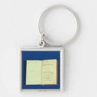 Theory of Colours, 1810 Keychain