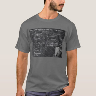 Theory of Default Relativity T-Shirt