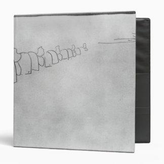 Theory of Elephants, 1896 Vinyl Binder