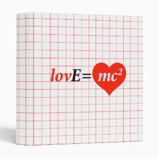 Theory of Love Equation Binder