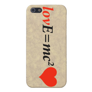 Theory of Love Equation iPhone SE/5/5s Cover