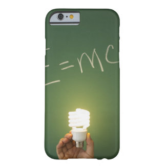 Theory of relativity on blackboard barely there iPhone 6 case