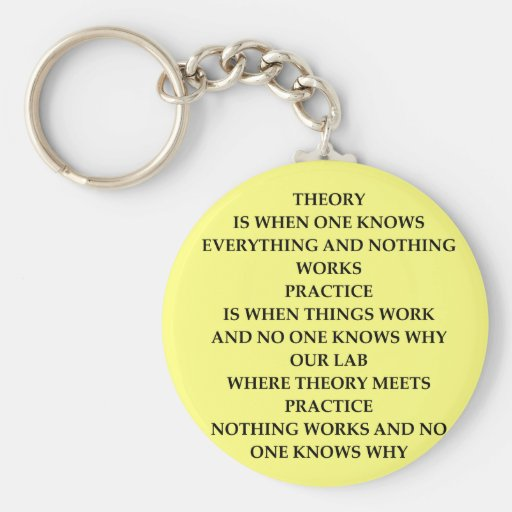 THEORY.png Keychain