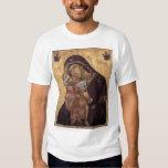 Theotokos with Christ Child Tshirts
