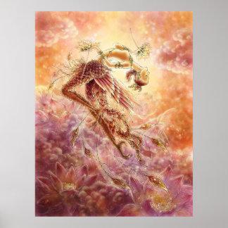 Thep Kinnaree Art Print