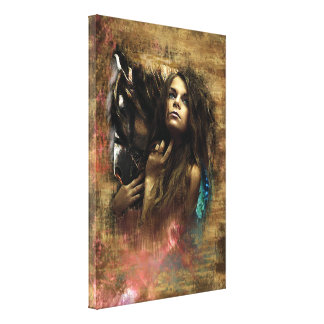 TheQuest - Printed Canvas