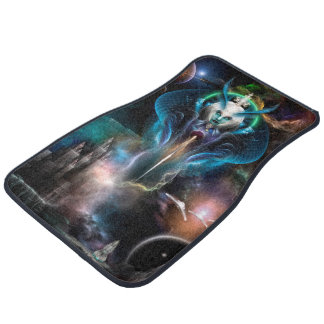 Thera Queen Of The Galaxy Car Mat Set