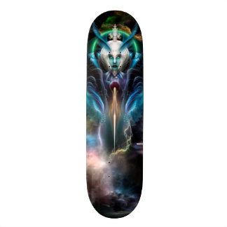 Thera Queen Of The Galaxy Skateboard Deck
