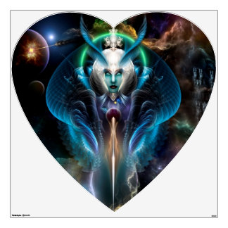 Thera Queen Of The Galaxy Walls360 Wall Decal
