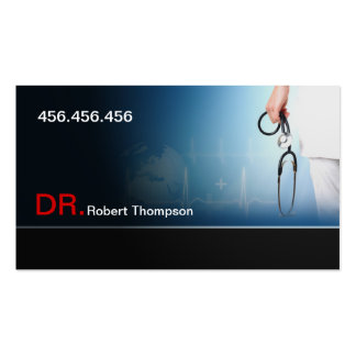 Therapeutist / Family Doctor / GP Business Card