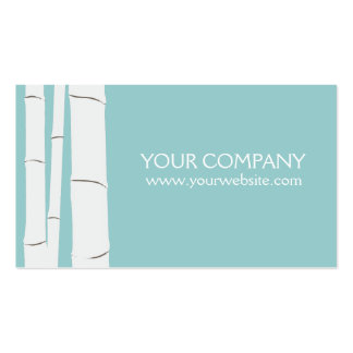 Therapist Business Card