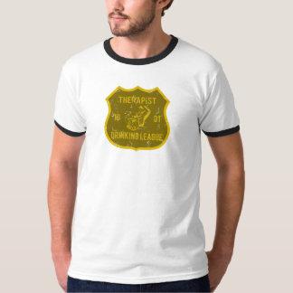 Therapist Drinking League T-Shirt