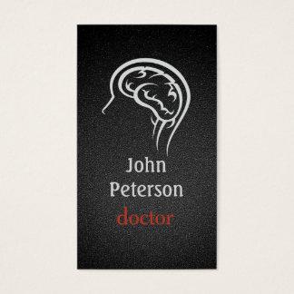 Therapist Family Doctor Brain Surgeon Card