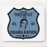 Therapist Obama Nation Mouse Pads