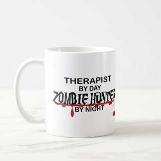 Therapist Zombie Hunter Coffee Mug