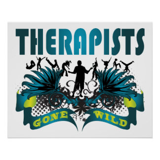 Therapists Gone Wild Poster