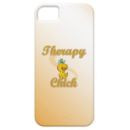 Therapy Chick iPhone 5 Covers