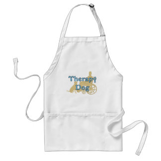 Therapy Dog Adult Apron