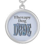 Therapy Dog DUDE Pendants