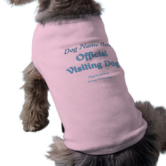 Therapy Dog ID T-Shirt