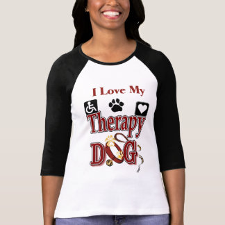 Therapy Dog Owners Gifts T-Shirt