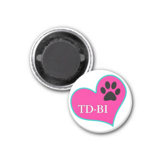 [Therapy Dogs Bloomington Illinois] Magnet