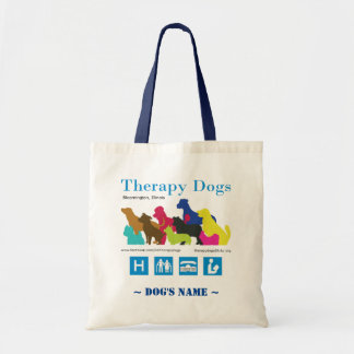 [Therapy Dogs Bloomington Illinois] Tote Bag
