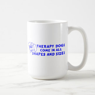 THERAPY DOGS COFFEE MUGS