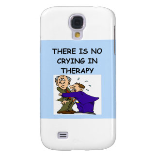 therapy joke samsung galaxy s4 cover