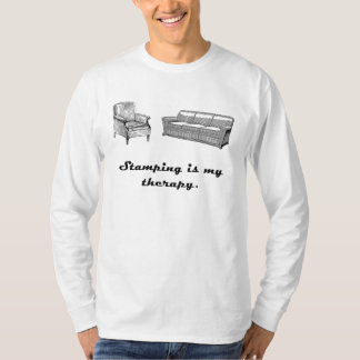 Therapy Long Sleeve Front T-Shirt