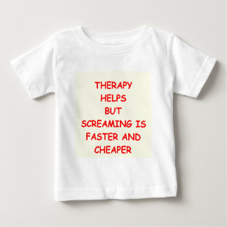 THERAPY.png Baby T-Shirt