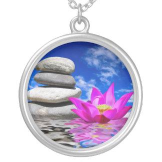 Therapy Rock Stones & Lotus Flower Jewelry