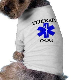 Therapy Service Dog Medical Alert Symbol Tank Top
