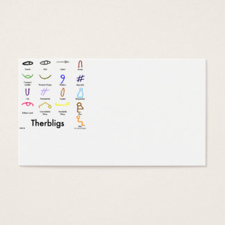 Therbligs Business Card