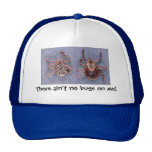 There ain't no bugs on me! mesh hats