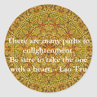There are many paths to enlightenment sticker