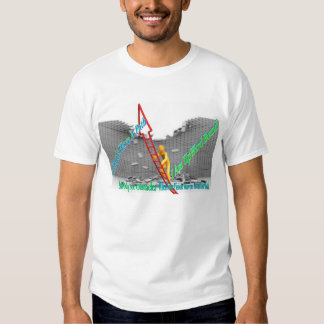 There Are No Obstacles.... Tee Shirt