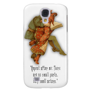 There are No Small Parts Samsung Galaxy S4 Cases