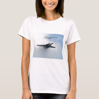 There are no speed limits on T-Shirt