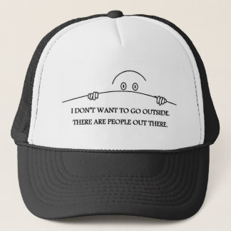 There are People out there! hat