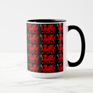 There Be Dragons Here ! Mug