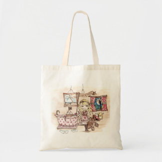 There Be Pirates - Tote Budget Tote Bag
