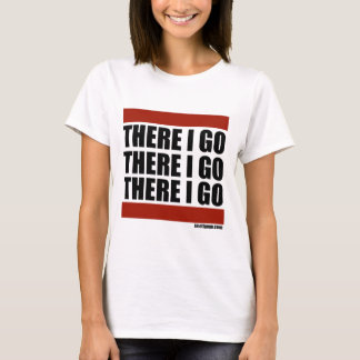 There I Go - White Tee