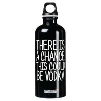 There Is A Chance This Could Be Vodka SIGG Traveler 0.6L Water Bottle