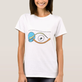 There is a gentle watchful eye T-Shirt