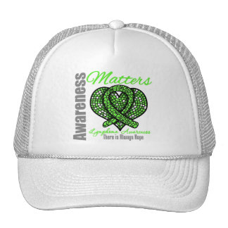 There is Always Hope - Lymphoma Awareness Trucker Hat